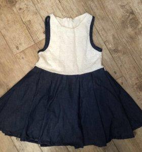 Платье 92 см