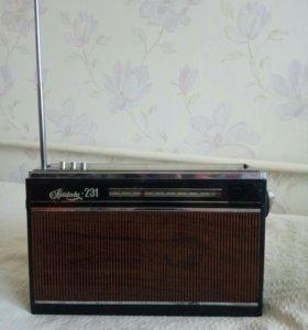 Радиоприемник Spidola 231, СССР