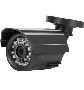 Камера видеонаблюдения+записывающие устройство