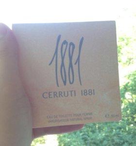 1881 Ceruti 50 мл