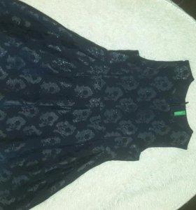 Нарядное платье Benetton