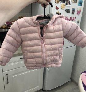 Куртка детская 68 размер