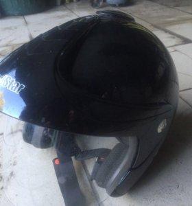 Мотошлем для скутера