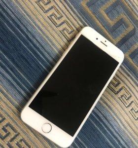 iPhone 6 16gb (серебристый)