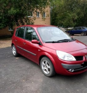Renault Scenic, 2007