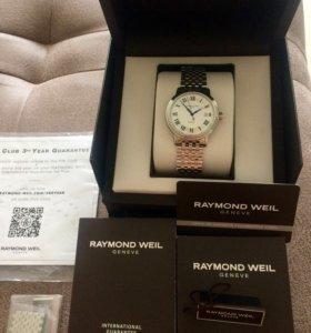 Часы швейцарские механические Raymond Weil