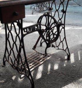 Основание швейной машинки