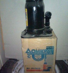 Домкрат бутылочный 12т гидравлический ШААЗ