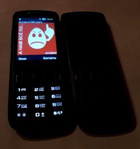 Два Мобильных телефона Samsung GT-3782