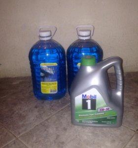 Моторное масла Mobil 1 5w-30 4 литра