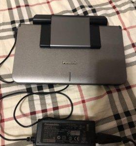 Портативный dvd плеер Panasonic ls835