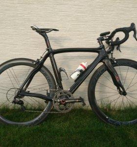Велосипед шоссейный pinarello dogma 2, велочехол