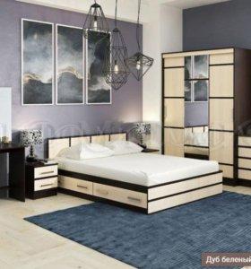 Модульная система для спальни Сакура