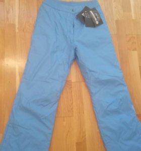 Зимние лыжные штаны (новые)