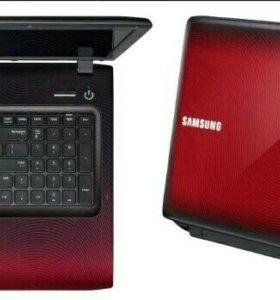 Ноутбук бордовый, без царапин Пленка защитная сохр