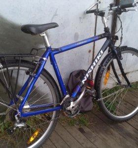 Велосипед nishiki hybrid 28