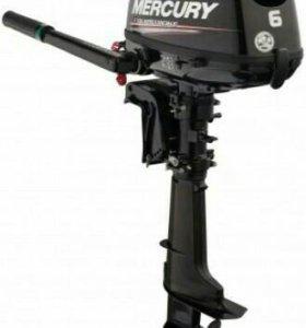 Продам мотор лодочный Mercury 6 FourStroke.