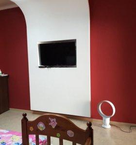 Квартира, 3 комнаты, 113.5 м²