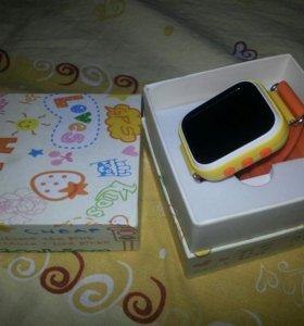 Детские смарт часы с GPS