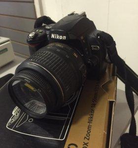 Фотоаппарат зеркалка Nikon D40