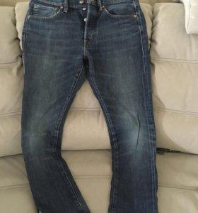 Джинсы подростковые Ralph Lauren размер 32/32 ориг