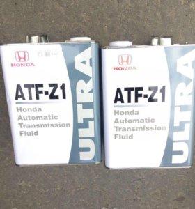 Трансмиссионное масло ATF-z1 Хонда автомат