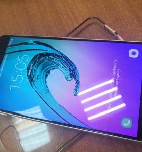 Телефон Samsung A5 2016г