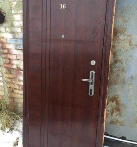Входные двери б/у и новые