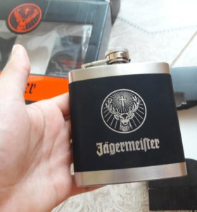 Фляга Jägermeister