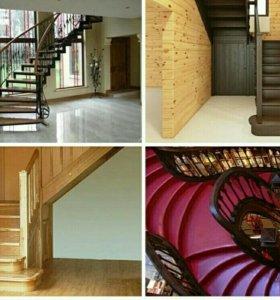 Лестницы на любой вкус