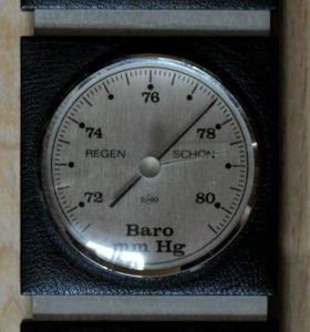 Германия Барометр Гигрометр Термометр кожа