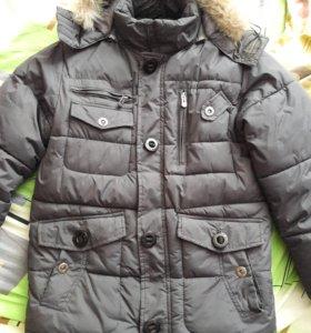 Зимняя куртка подростковая.