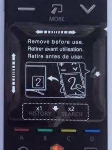 SAMSUNG AA59-00776A, 00775A, AA59-00760 SmartTouch