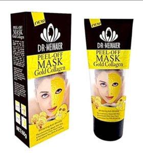 Золотая маска против морщин