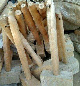 Квадратный деревянный молоток