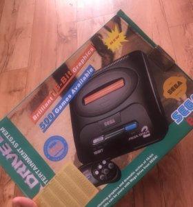 Sega (Сега) Весь комплект.