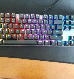 Игровая клавиатура motosped ck 104