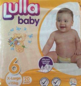 Подгузники Lulla baby