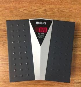 Весы напольные Elenberg электронные