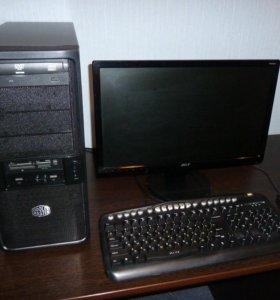 Продам игровой компьютер на Core i5 и GTX 1060