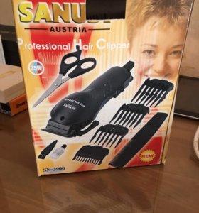 Машинка для стрижки волос Sanusy (Австрия)