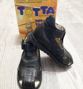 Сандали Тотто новые