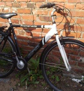 Финский дорожный велосипед nopsa