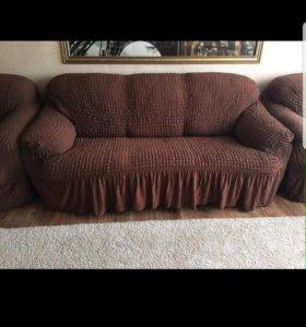 Чехлы на диваны, доставка