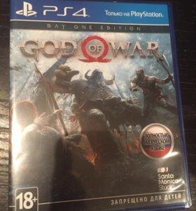 God ow war