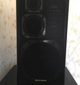 Колонки Pioneer private s-x520v