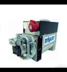 Гидравлический генератор