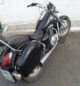 Мотоцикл BM-200