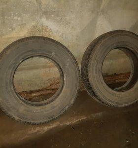 Шины Dunlop DV-01 165/80 R13 LT