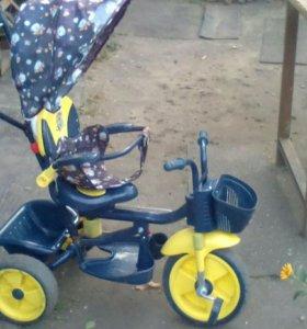 Велосипед детский.Срочно!Умесный торг.